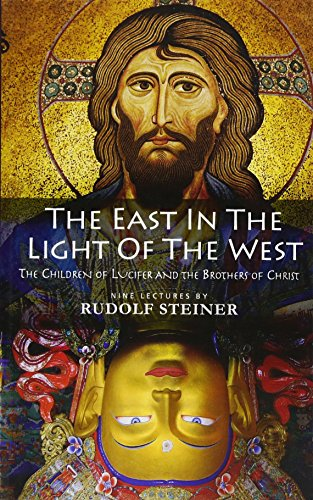 9781855845398: The East in the Light of the West: The Children of Lucifer and the Brothers of Christ