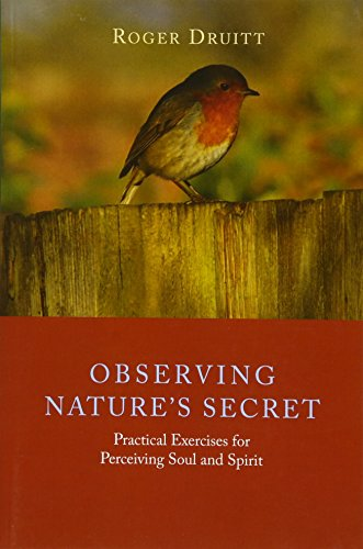9781855845466: Observing Nature's Secret: Practical Exercises for Perceiving Soul and Spirit