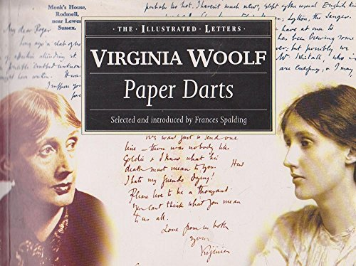 9781855851030: VIRGINIA WOOLF PAPER DARTS: The Letters of Virginia Woolf (Illustrated Letters)