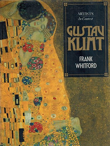 9781855851528: Gustav Klimt (Artists in Context)