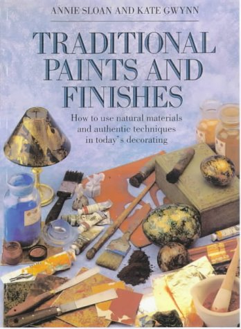 9781855851696: Traditional Paints and Finishes