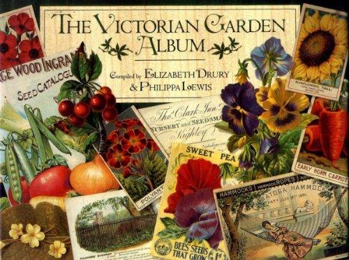 9781855851870: Victorian Garden Album