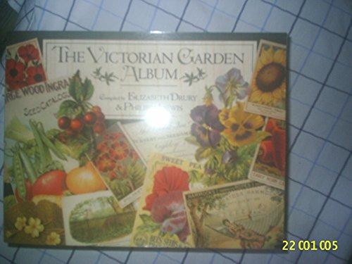 9781855852020: The Victorian Garden Album