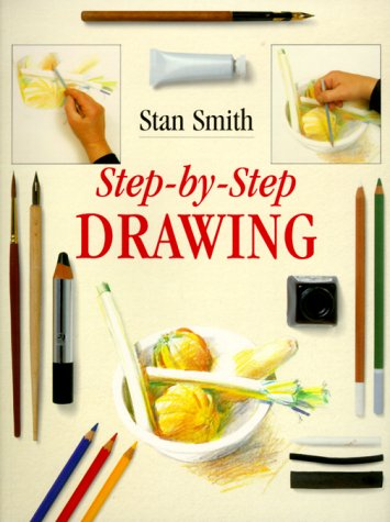 9781855852129: Step-By-Step Drawing