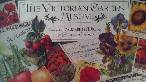 9781855853003: The Victorian garden album