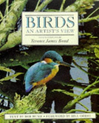 Birds: an Artist's View (1855853302) by TERANCE JAMES BOND