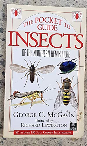 9781855853621: The Pocket Guide To Insects Of The Northern Hemisphere