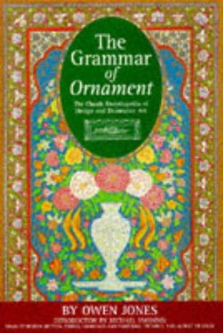 9781855853782: Grammar of Ornament