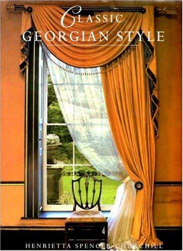 9781855854284: Classic Georgian Style