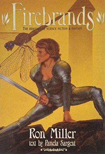 Firebrands: Heroines of Science Fiction and Fantasy: Pamela Sargent