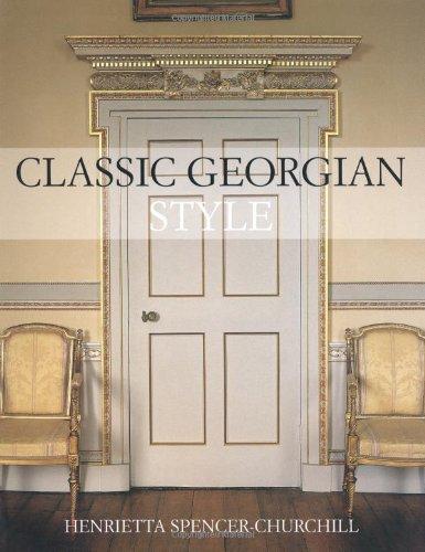 9781855854789: Classic Georgian Style