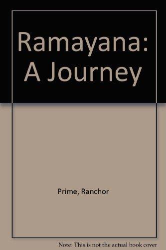 9781855854871: Ramayana a Journey