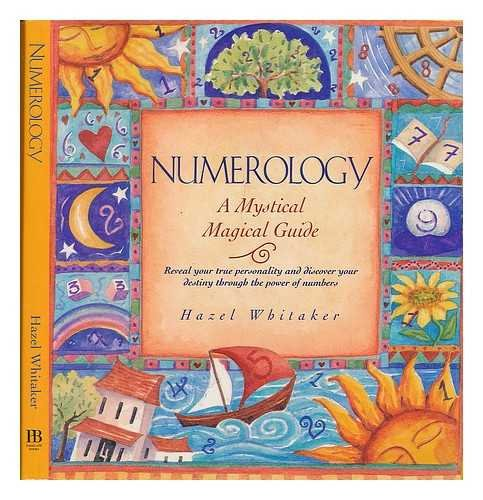9781855855175: NUMEROLOGY: a Mystical Magical Guide
