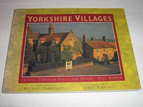 9781855855427: Yorkshire Villages (Classic Country Companions)