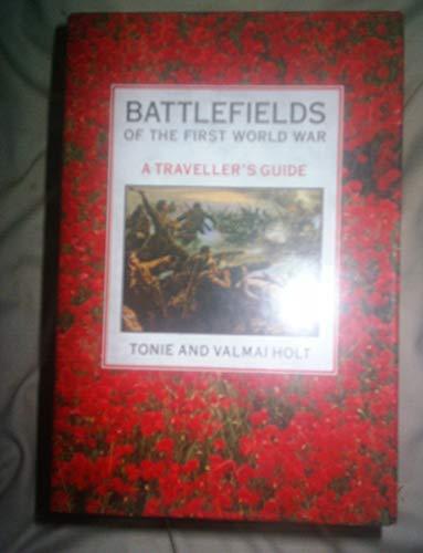 9781855855731: Battlefields of the First World War: A Traveller's Guide