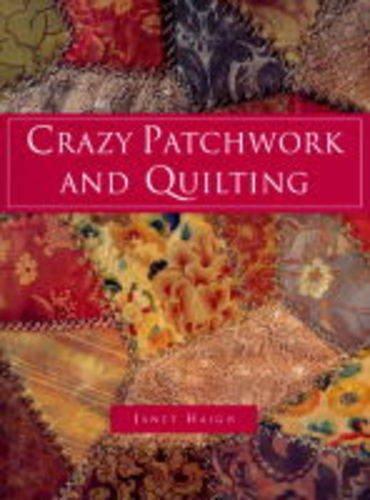 9781855856134: Crazy Patchwork
