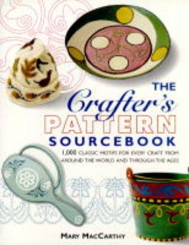9781855856189: Crafters Pattern Sourcebook: 1001 Classic Motifs for Every Craft