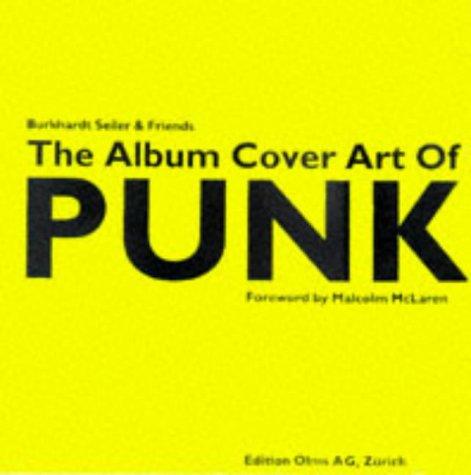 9781855856271: Album Cover Art of Punk