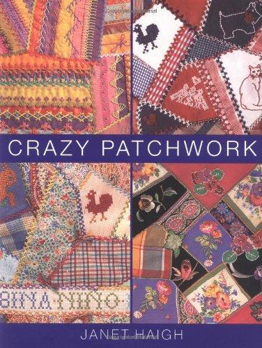 9781855856417: Crazy Patchwork