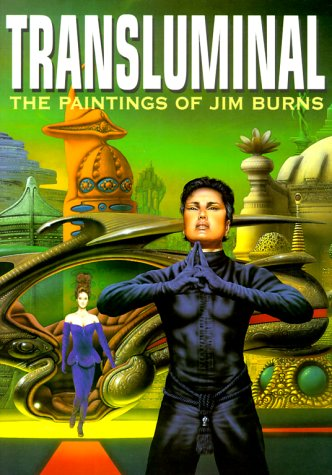 9781855856783: Transluminal: The Paintings of Jim Burns