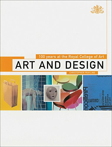 9781855857254: Art and Design: 100 Years at the Royal College of Art