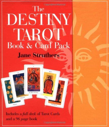 Destiny Tarot : 78 Oversized Tarot Cards: Jane Struthers