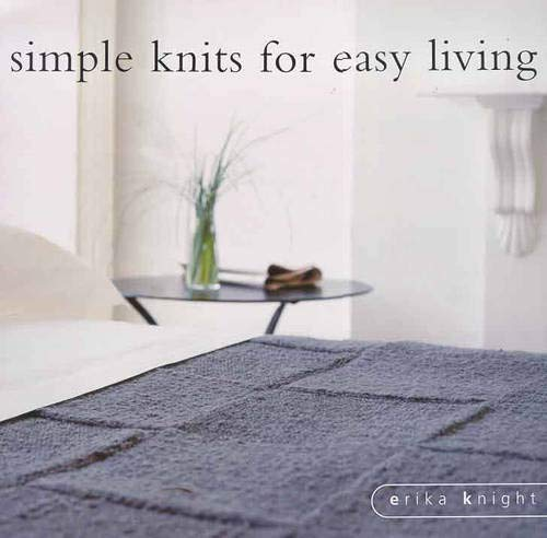 9781855857728: Simple Knits for Easy Living (Berry Books (Collins & Brown Limited))