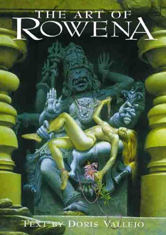 9781855857780: The Art of Rowena Morrill