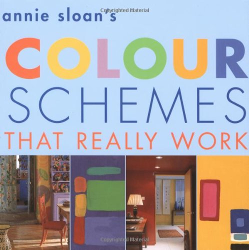 9781855858060: Annie Sloan's Colour Schemes