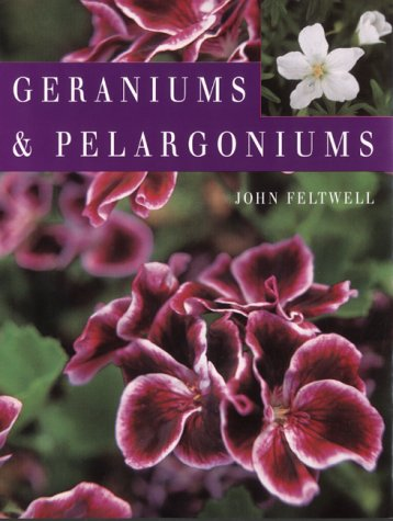 9781855858459: Geraniums and Pelargoniums