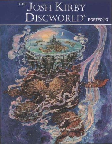 9781855858954: Josh Kirby Discworld Portfolio