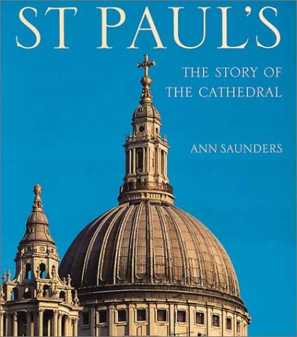 9781855858961: St Paul's: The Story of the Cathedral