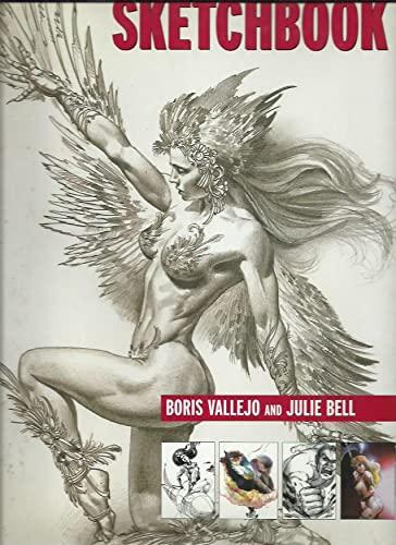 9781855859296: The Sketchbook - Boris Vallejo and Julie Bell
