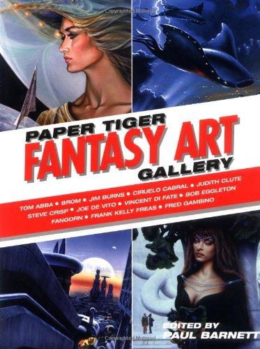 Paper Tiger Fantasy Art Gallery: Paul Barnett