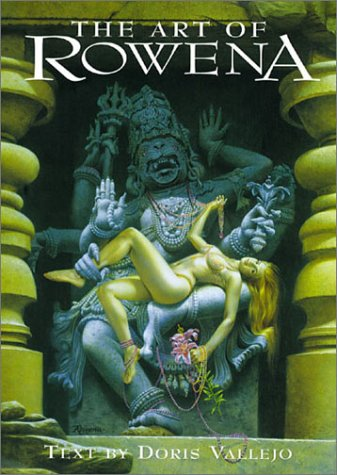 9781855859630: The Art of Rowena