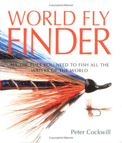9781855859777: World Fly Finder: All the Flies You Need to Fish All The Rivers of the World (Country Living)
