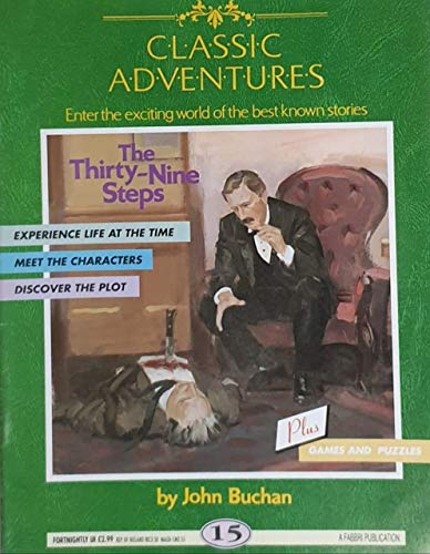 9781855873148: The Thirty-Nine Steps (Classic Adventures)