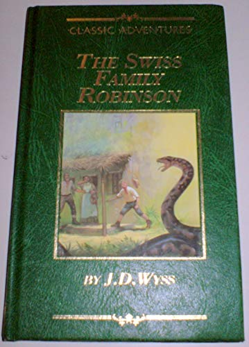 9781855873353: THE SWISS FAMILY ROBINSON