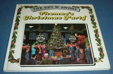 9781855910294: Thomas' Christmas Party (Thomas the Tank Engine & Friends)