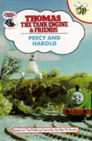 9781855911482: Percy and Harold (Thomas the Tank Engine & Friends)