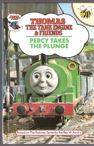 9781855912113 Percy Takes The Plunge Thomas Tank Engine Friends