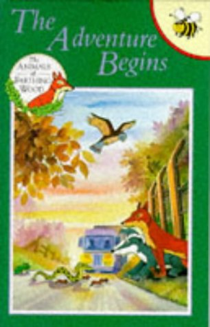 9781855912793: The Adventure Begins (Animals of Farthing Wood)