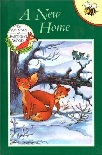 9781855913899: New Home (Animals of Farthing Wood)