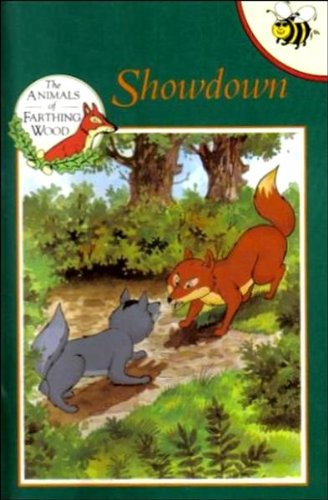 9781855914483: Showdown (Animals of Farthing Wood)
