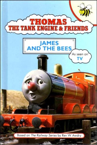 9781855914933 James And The Bees Thomas Tank Engine Friends