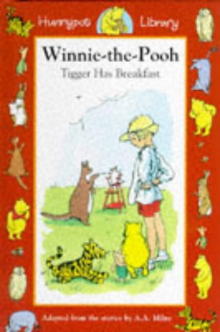 9781855915473: Winnie-the-Pooh and Tigger Have Breakfast (Hunnypot Library)