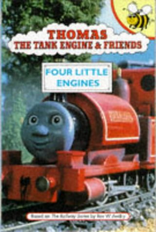 9781855915596: Four Little Engines (Railway)