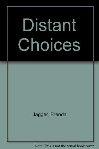 9781855920385: Distant Choices