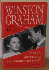 "Omnibus: "" Marnie "" , "" Greek Fire "" , "" Forgotten Story "" (9781855920743) by Graham, Winston"