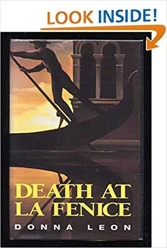 9781855920750: Death at la Fenice